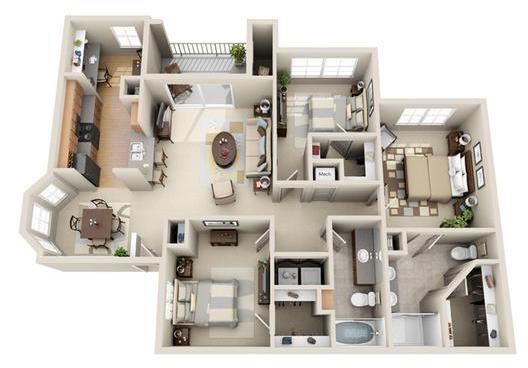 Apartments Northwest Houston Century Westway Park Apartments